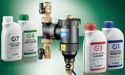 Caleffi chemical additives