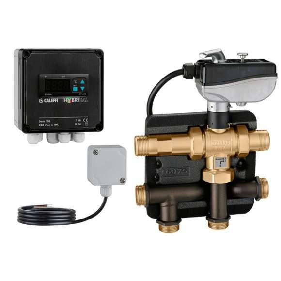 106 - HYBRICAL热泵及锅炉混合热力单元