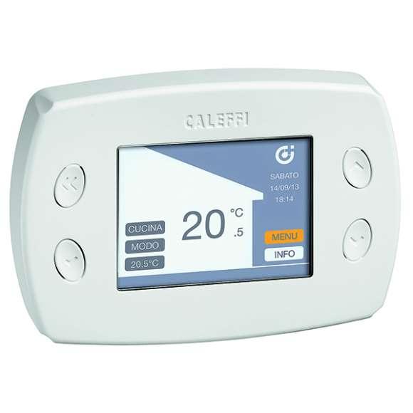 210 - 无线射频多区温度调节器