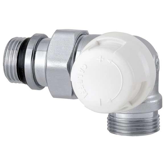 226 - 三维型回水阀,右侧型,适合于铜管、塑料管
