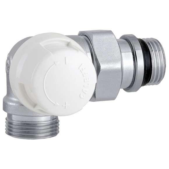 226 - 三维型回水阀,左侧型,适合于铜管、塑料管