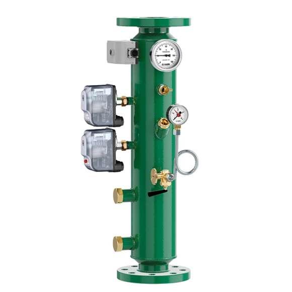 335 - 锅炉仪表及自控元件集合器