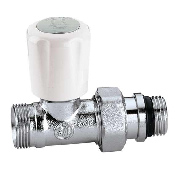 339 - 直型手/自动互换型温控阀,适合于铜管和塑料管