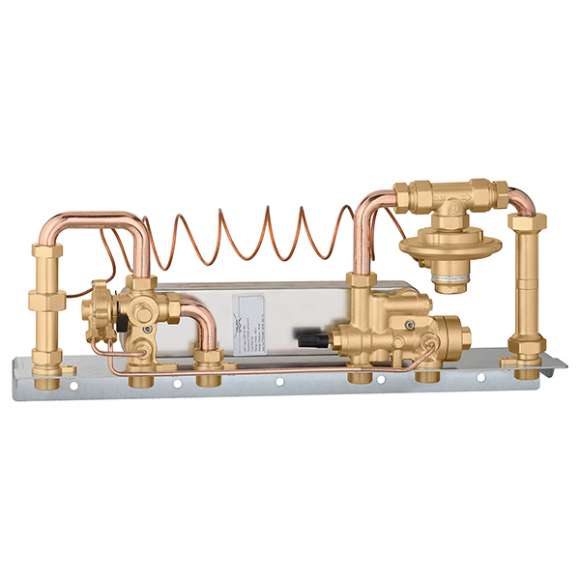 SATK15 - 悬挂式生活热水即热式热力站