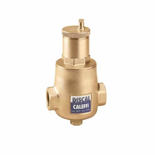 551 - DISCAL微泡排气阀,内螺连接,带泄水口